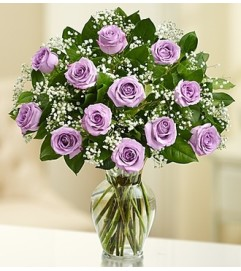 Rose Elegance™ Premium Purple Roses