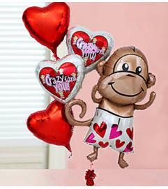 Crazy for You Balloon Bundle