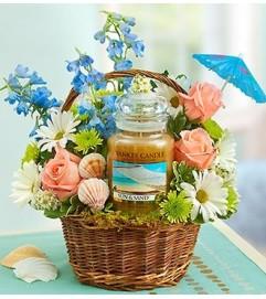 Yankee Candle® Sand and Sun™ Basket