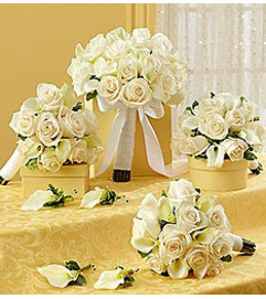 Bridal White Personal Package
