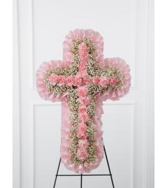 The FTD® Angel's Cross™ Easel