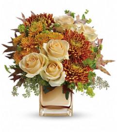 Teleflora's Autumn Romance Bouquet