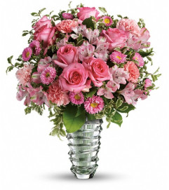 Teleflora's Rose Fantasy Bouquet