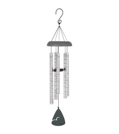 Family Rules Wind Chime