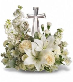 Teleflora's Divine Peace Bouquet for Easter