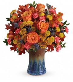 Teleflora's Classic Autumn Bouquet