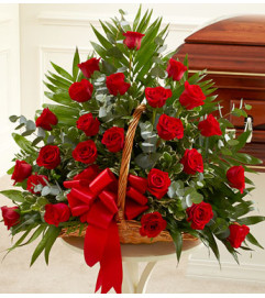 Deepest Sympathy Red