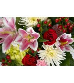 Romance Cut Flower Bouquet (no vase)