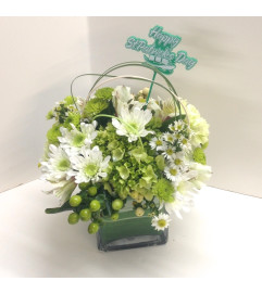 Luck of the Irish Bouquet for St. Patrick's Day