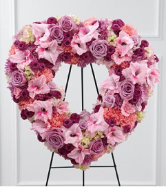 Heartfelt Wreath