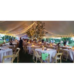 Tent Decor Decorating