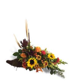 Bountiful Harvest Cornucopia