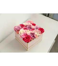 Blushing Rose Box