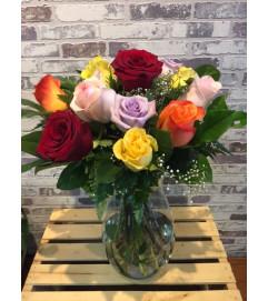 Potpourri of Roses