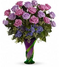 Teleflora's Dazzle Her Bouquet