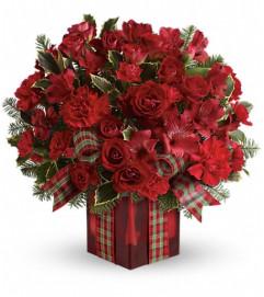 Season's Surprise Bouquet by Teleflora