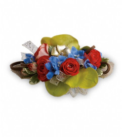 Barefoot Blooms Corsage