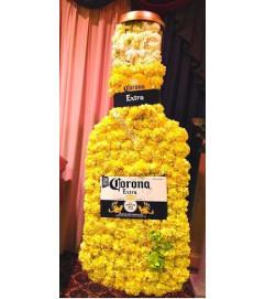 Funeral Custom Corona Sympathy Piece