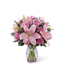 The FTD® Graceful Wonder™ Bouquet