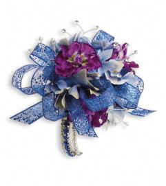 Feel The Beat Corsage