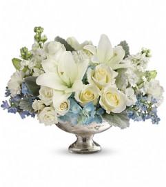 Telflora's Elegant Affair Centerpiece