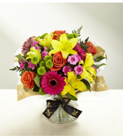 ​The FTD® Bold Beauty™ Hand-tied Bouquet