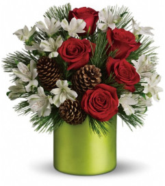 Teleflora's Christmas Cheer Bouquet