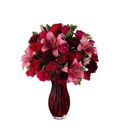 The FTD® Lasting Romance® Bouquet 2015