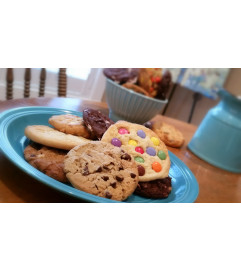 12 Gourmet Cookies Assorted
