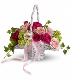 Flower Girl's Dream Basket