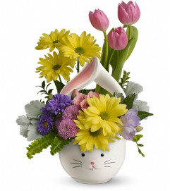 Teleflora's Easter Bunny Bouquet