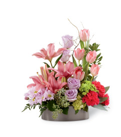 The FTD® Garden of Grace™ Mixed Planter