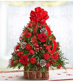 Traditional Tidings™ Christmas Tree