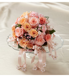 The FTD® Sweet Peach™ Bouquet