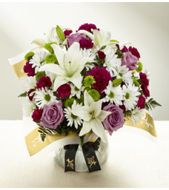 The FTD® Petal Play™ Hand-tied Bouquet