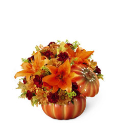 The FTD® Bountiful™ Bouquet 2015