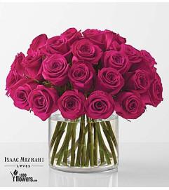 Hot Pink - Rose Bouquet by Isaac Mizrahi