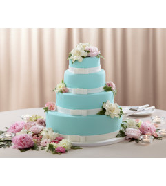 The FTD® Infinite Love™ Cake Décor