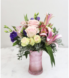The Pink Perfection Bouquet