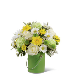 The FTD® Color Your Day With Joy™Bouquet