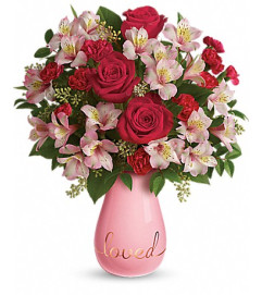 Teleflora's True Lovelies Bouquet