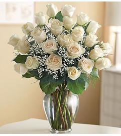 Ultimate Elegance™ Long Stem White Roses