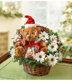 Lotsa Love® for Christmas Basket