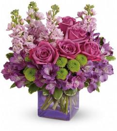 Teleflora's Sweet Sachet Bouquet