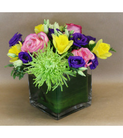 Sunny Spring Days Bouquet