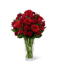 The FTD® Sweethearts® Bouquet 2014