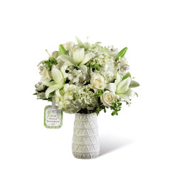 The FTD® Loved, Honored and Remembered™ Bouquet by Hallmark