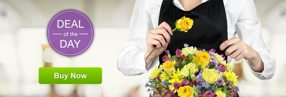 Flower delivery in Commerce  image