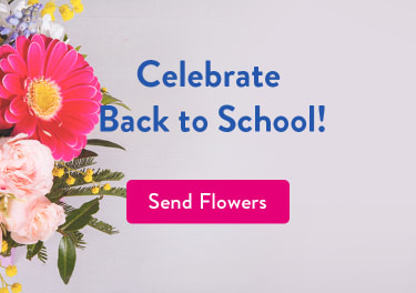 Flower bouquet to celebrate teachers and students going back to school - flower delivery in San Gabriel