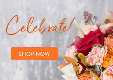 Autumn colored bouquet with roses and more - flower delivery in Montebello